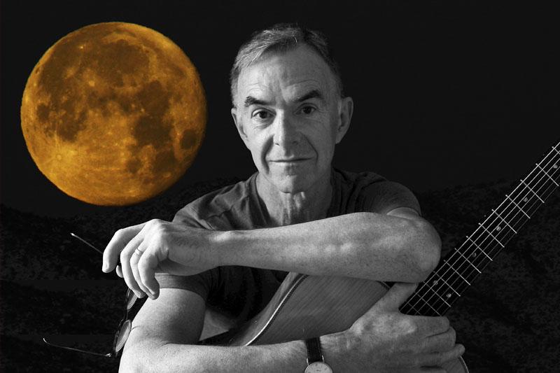 Open Air: Paul Batchelor — Vollmond-Konzert