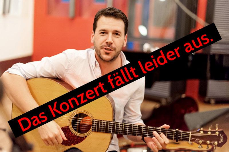 Konzert fällt aus — Christoph Schellhorn