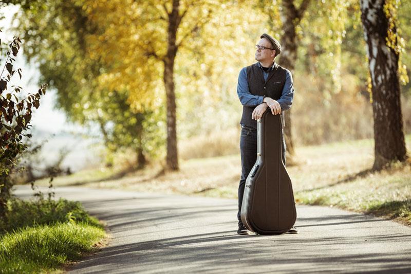 Michael Diehl und sein Zehn-Finger-Orchester